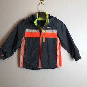 London fog winter jacket size 5 gently owned